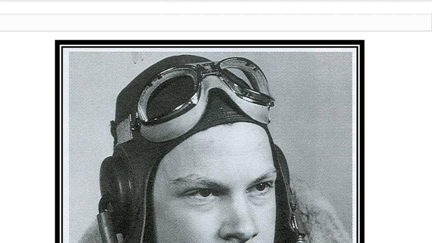 El piloto Jhon Carr.