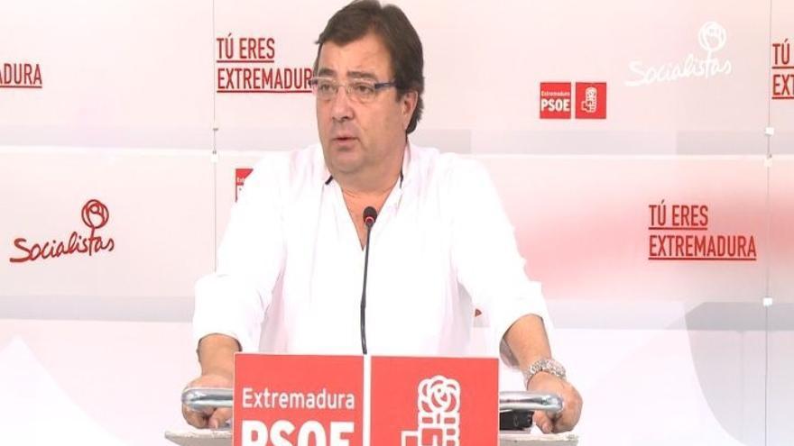 """Vara insta a dejar que las conversaciones de Sánchez """"se produzcan"""" y recuerda que """"el reloj ya está en marcha"""""""