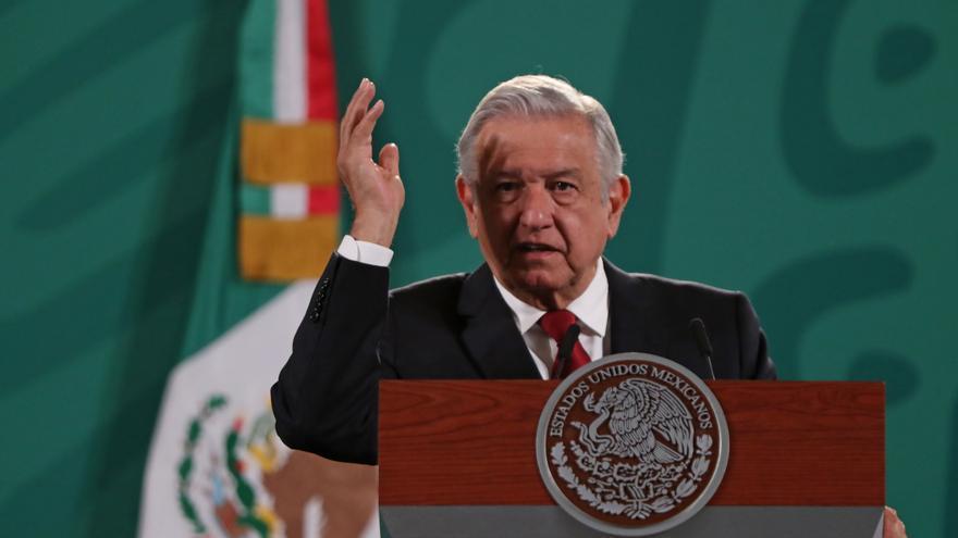 """López Obrador dice que EE.UU. no ha hecho """"nada en años"""" para Centroamérica"""