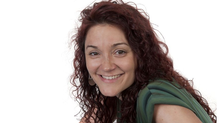 La responsable de Energía de Greenpeace España, Marina Bevacqua.