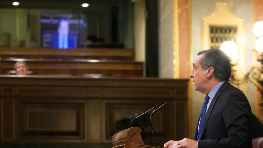 PP y PSOE rechazan en el Congreso la adhesión de Treviño a Euskadi a través de ley orgánica