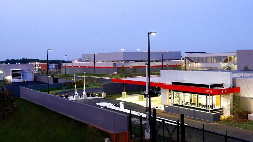 Centro de la ICANN en Culpeper, Virginia (Foto: ICANN)
