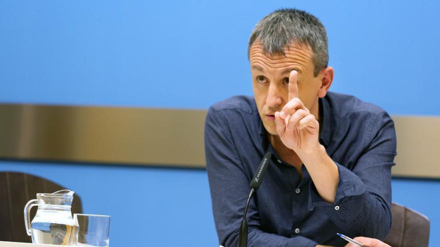 El concejal de Economía, Fernando Rivarés.