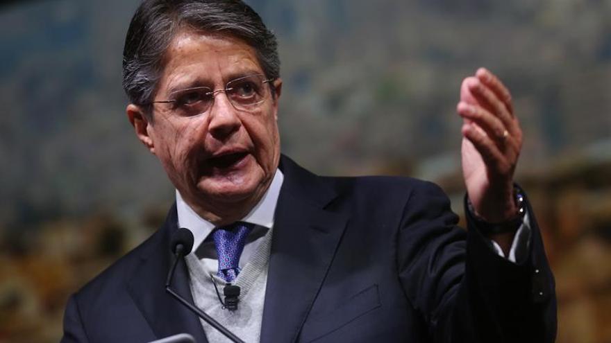 Lasso cree que Moreno debe explicar las declaraciones de corrupción en Ecuador