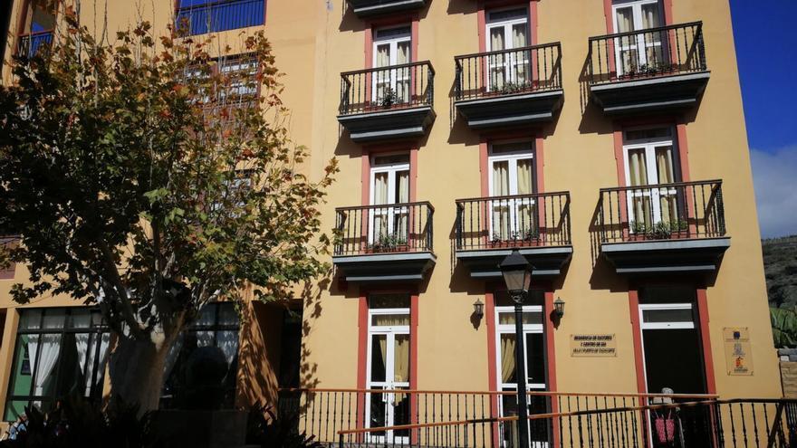 Residencia de Mayores de Tazacorte.