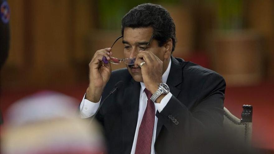 El presidente chino envía un mensaje de felicitación a Maduro por su victoria