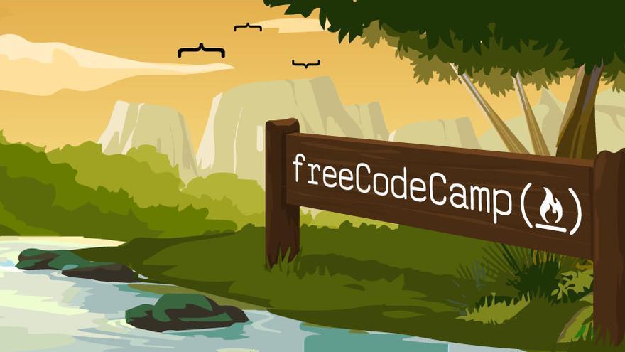 Free Code Camp es una plataforma gratuita para aprender a programar