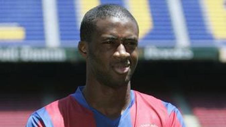 """El representante de Touré Yaya da un ultimátum al FC Barcelona: """"No estaremos en el banquillo"""""""