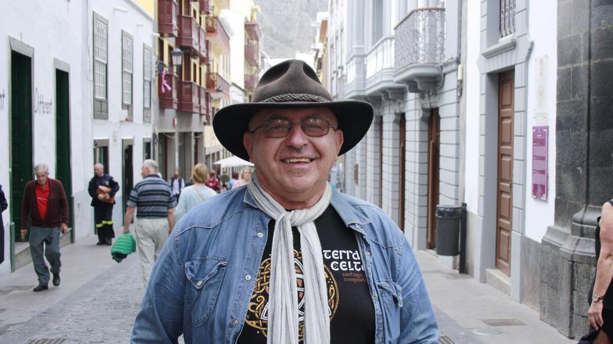 El humorista Ramón Araújo será el pregonero de la Navidad capitalina.