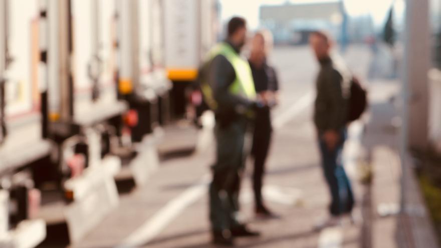 Varios polizones hallados antes del embarque del ferri