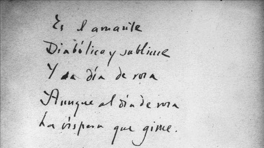 Compilarán poemas musicalizados de Rubén Darío en centenario de fallecimiento