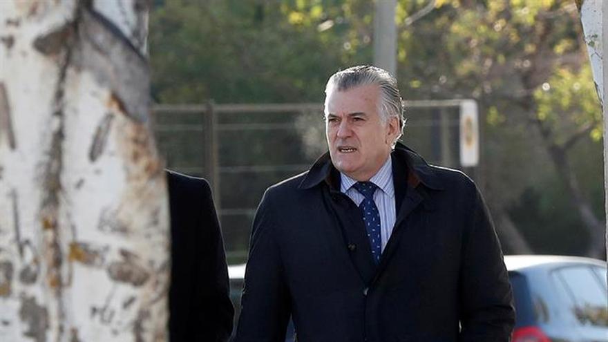 El Tribunal de Gürtel exime a Bárcenas de asistir a las próximas jornadas del juicio