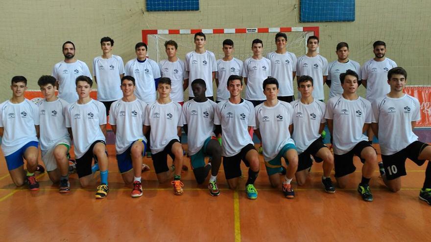 Selección Andaluza Cadete Masculina | FABM