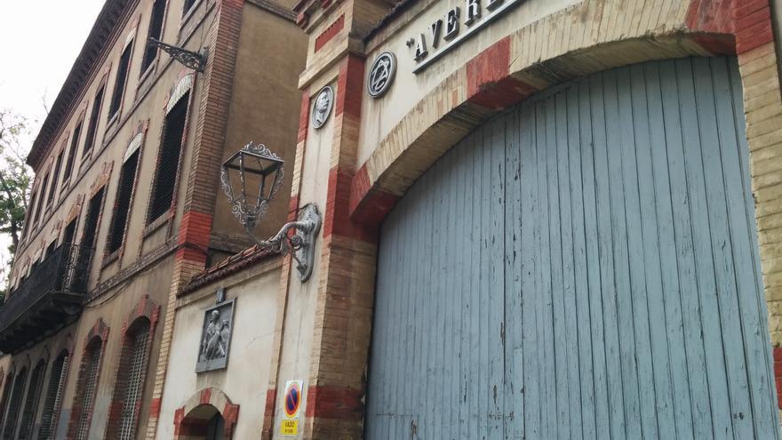 Averly fue construida en 1863.