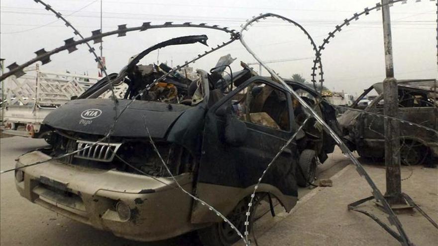 Al menos 10 muertos y 30 heridos en una serie de explosiones en Bagdad