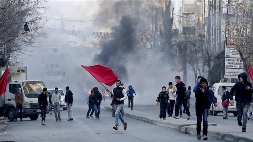 Ascienden a 205 los guerrilleros del PKK muertos en la ofensiva militar turca