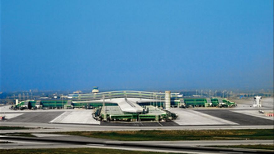 Terminal 1 del Prat