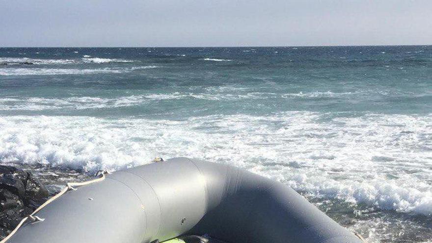 Embarcación llegada a Fuerteventura con 39 personas a bordo.