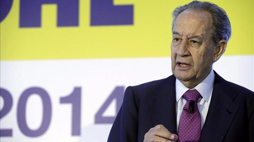 Villar Mir asegura que Carmena puede ser una gran alcaldesa de Madrid