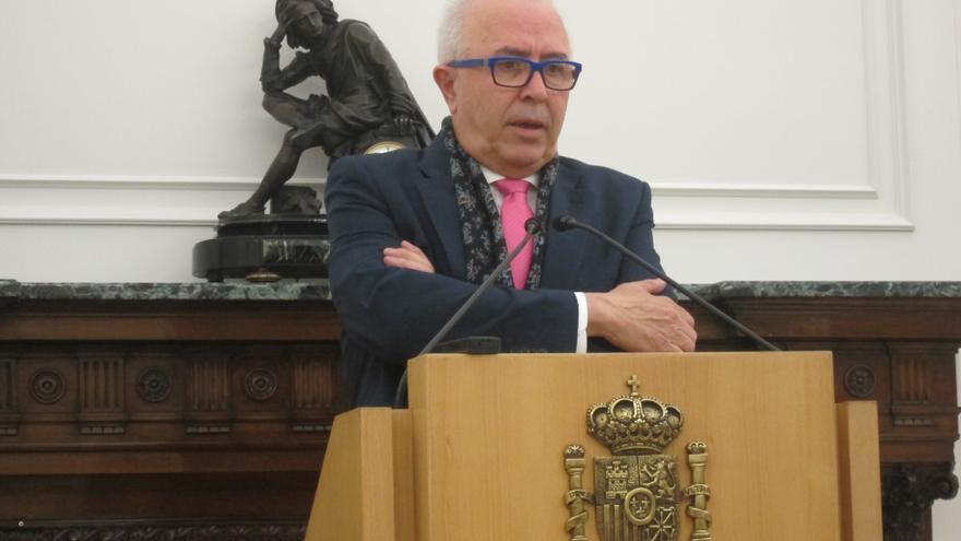 """Montoro traslada a Sánchez Maldonado que estudiará cumplir la Disposición Adicional y """"no dejará caer"""" a Navantia"""