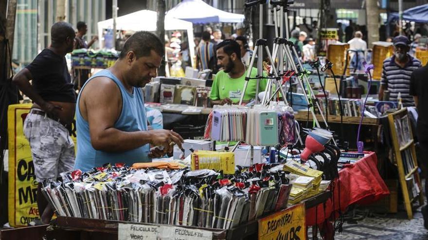 La actividad económica creció 0,89 % en Brasil en 2019 y frustra previsiones