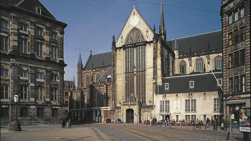 Se abre una exposición sobre la historia de las entronizaciones en Holanda