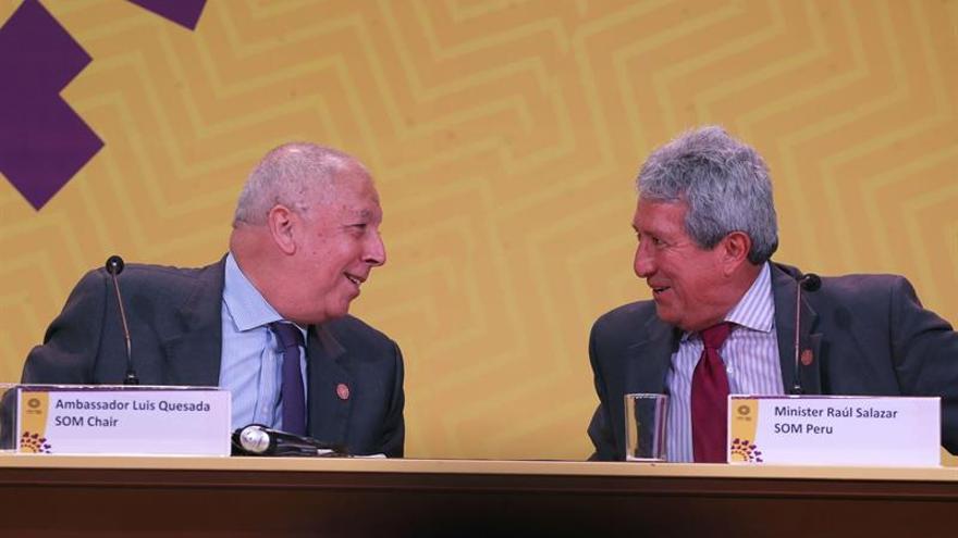 Líderes de APEC sentarán en Lima bases para negociar área libre comercio