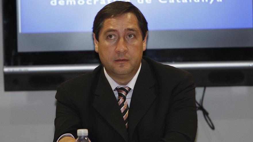"""Pelegrí (UDC) dice que Rajoy no quiere entender a Cataluña """"y eso es grave"""""""