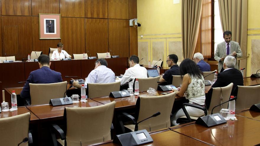 La comisión de investigación de la Faffe se reúne el martes para dar luz verde al plan de trabajo