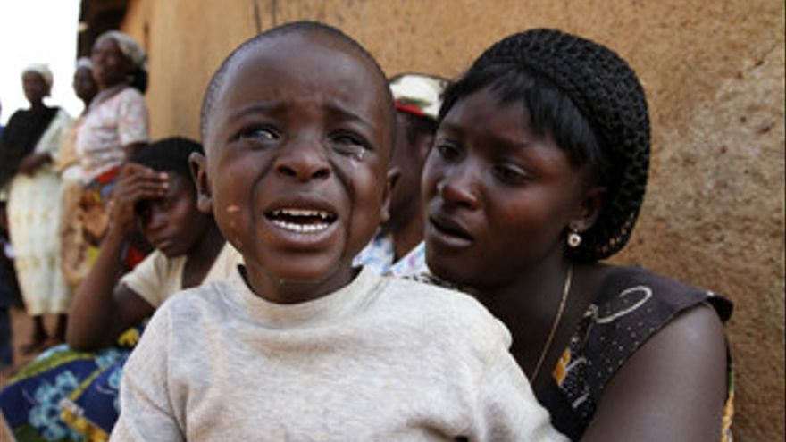 Violencia, pobreza en Nigeria
