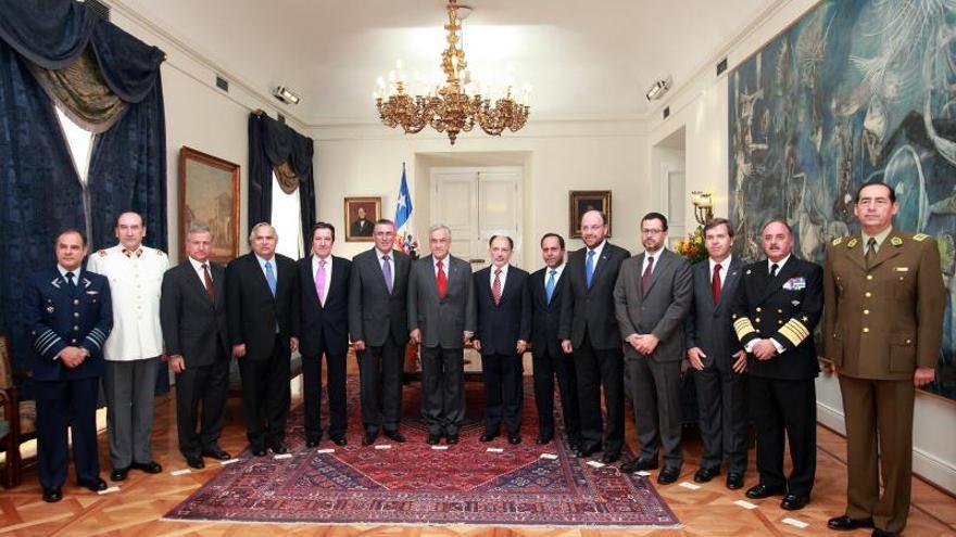 El Consejo de Seguridad de Chile apoya la defensa ante La Haya y pide se mantenga la armonía