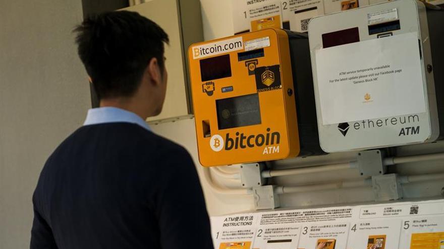 El precio del bitcóin se desploma hasta un 15 por ciento tras tocar un nuevo máximo