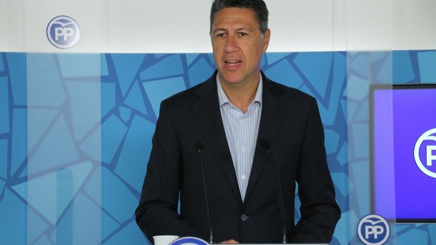 """Albiol pide a Puigdemont no hacer """"más purgas"""" en el Govern"""