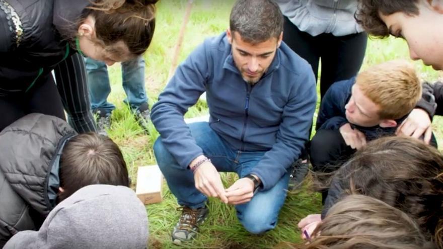 La UPNA y la Federación de Ikastolas de Navarra desarrollan una iniciativa de investigación y educación ambiental