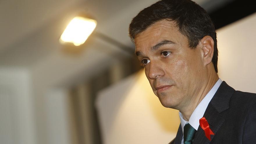 El líder del PSOE, Pedro Sánchez, en una imagen de archivo