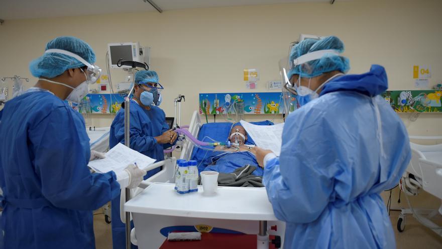 Ecuador registra 61.535 contagios y 4.769 muertos por COVID-19