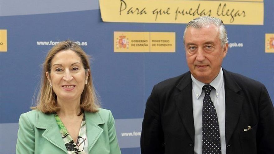 Ana Pastor y Julio Gómez-Pomar