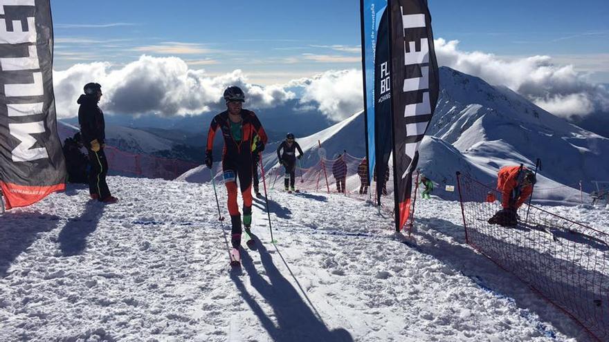 Copa España Esquí Montaña Gran Premio Rise Up Millet.