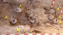 Crimenes bajo tierra durante 82 años que ven la luz: cuatro mujeres exhumadas en Biscarrués