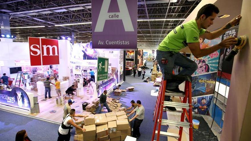 La Feria del Libro de Guadalajara, lista para celebrar a Latinoamérica