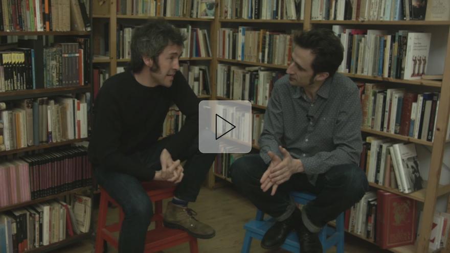 Carlos Pardo Conversando video carne cruda