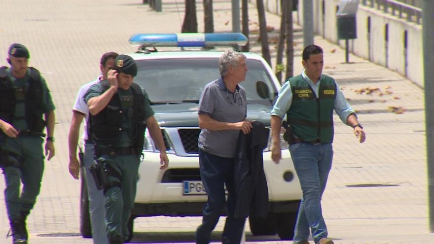 Villar pasará su primera noche detenido en los calabozos de Las Rozas, a escasos kilómetros de la sede de la RFEF