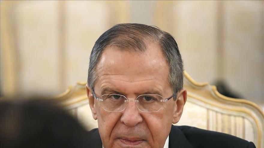 Lavrov: el arreglo del conflicto sirio dependerá de la coordinación de la lucha antiterrorista