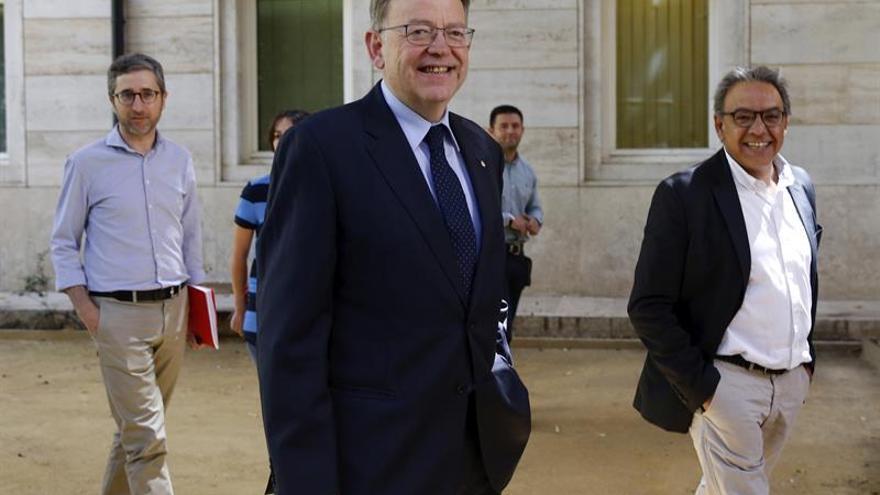 El president de la Generalitat y secretario general del PSPV, Ximo Puig.