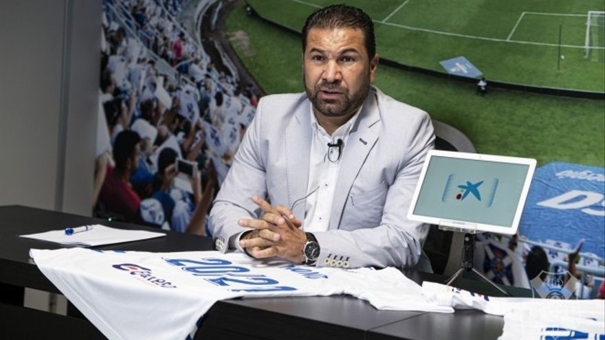 """Juan Carlos Cordero: """"Sabemos las posiciones que queremos reforzar"""""""