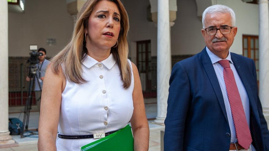 Díaz anuncia una reunión entre Arellano y Montero el 8 de octubre para ver las inversiones comprometidas por el Gobierno