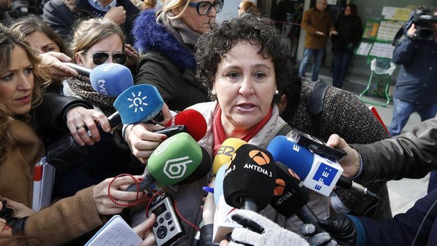 El Supremo estudia un recurso contra el indulto del Gobierno a María Salmerón