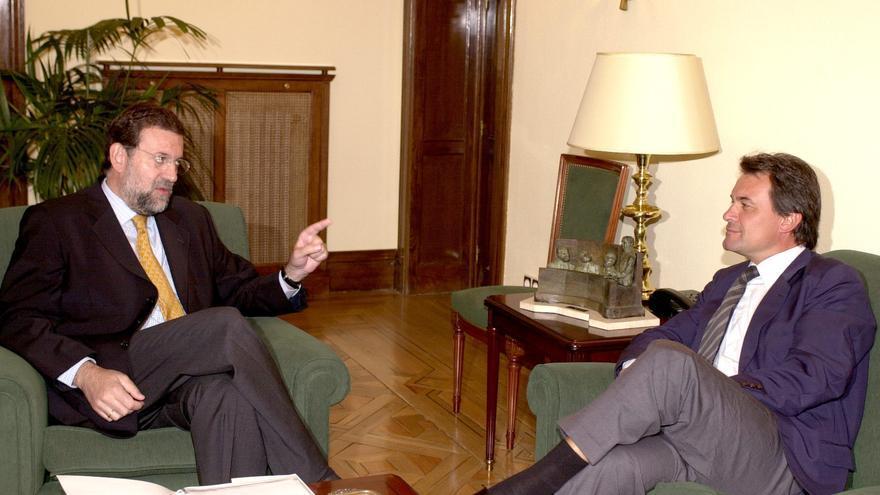 Rajoy se reunirá con Artur Mas el 20 de septiembre en La Moncloa