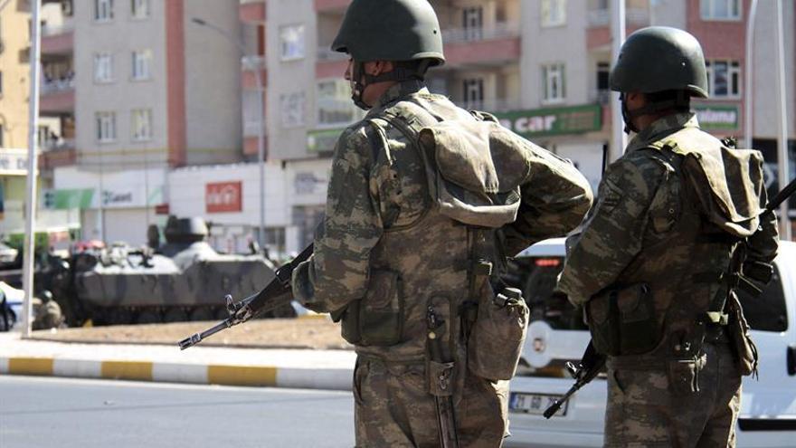 Estados Unidos ayuda a buscar a los soldados turcos secuestrados en Siria