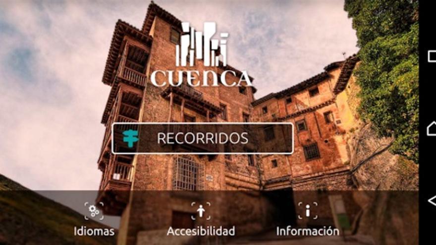 App para visitar Cuenca